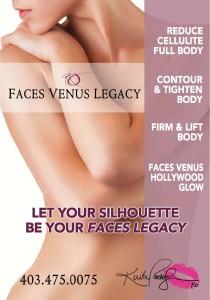 Faces Venus Legacy